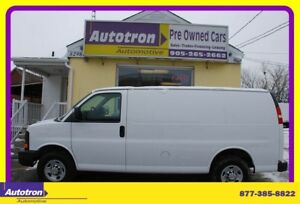 2014 Chevrolet Express 2500 3/4 Ton Cargo Van, Shelves, Loaded