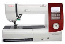 Janome Horizion Memory Craft 7700QCP Sewing Machine Mittagong Bowral Area Preview