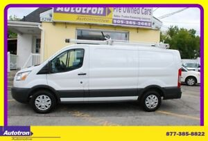 2015 Ford Transit 150, Low Roof, Loaded, Roof Rack