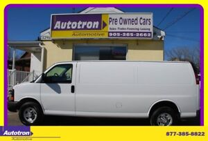 2015 Chevrolet Express 2500 3/4 Ton Extended Cargo Van, Fully Lo
