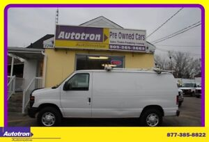 2013 Ford E250 3/4 Ton Cargo Van, Roof Rack