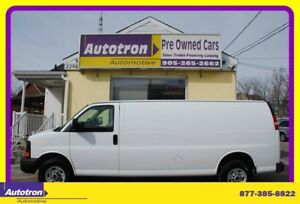 2015 GMC Savana 2500 3/4 Ton EXTENDED. Fully loaded