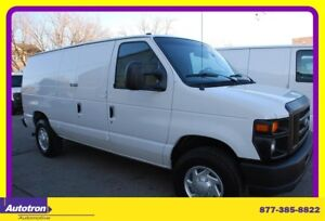 2012 Ford E350 1 Ton Econoline Cargo Van, Loaded, LOW KM!