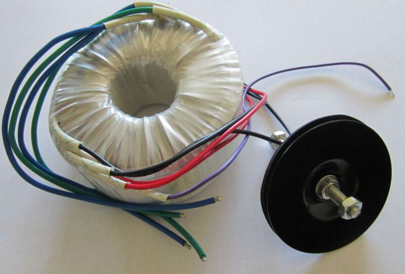 AS-4220 - 400VA 20V x2 / 20V - 0 - 20V Power Amp Transformer