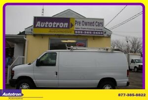 2013 Ford E250 3/4 Ton Econoline, A/C, Roof Rack