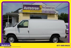 2013 Ford E-250 3/4 Ton Econoline Cargo Van, Loaded