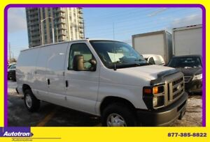 2013 Ford E350 3/4 Ton Econoline Cargo Van, Fully Loaded