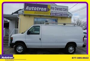 2012 Ford E350 1 Ton Cargo Van, Loaded