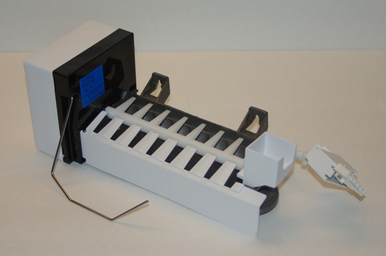 New Refrigerator Ice Maker Assembly Electrolux Frigidaire