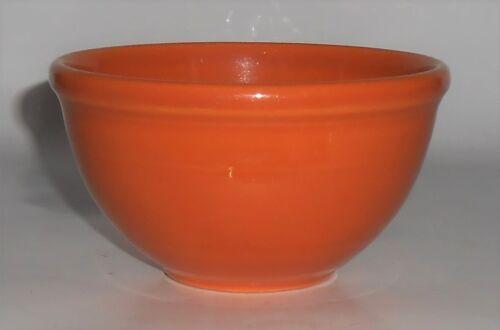 Coors Pottery Rosebud Orange 5