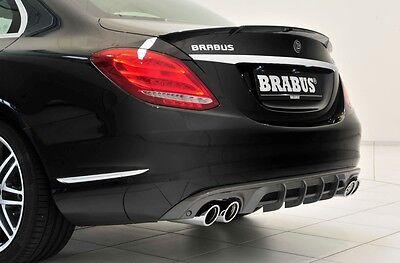 BRABUS Sportauspuff für Mercedes Benz C-Klasse W205