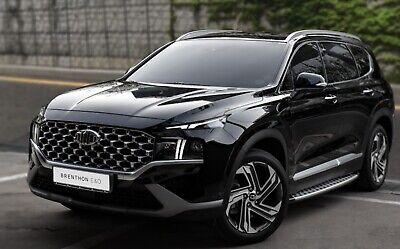 3G Brenthon Grille Trunk Emblem Badge For 2021 2022+ Hyundai Santa fe Sport