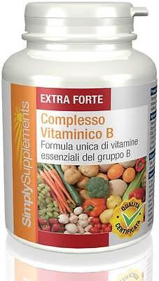 Complesso di Vitamina B 120 Compresse E196