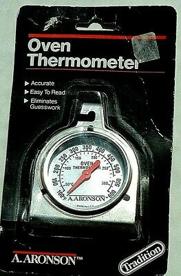 Aronson Oven Thermometer Analog USA