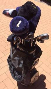 LEFT HANDED Golf Clubs - RAM Concept II Pearsall Wanneroo Area Preview