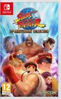 Street Fighter Anniversary Collection Video Games