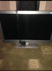"Bush 23"" flat screen TV spare or repairs"