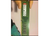 1x8 DDR4 Kingston RAM