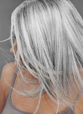 nny Silber ,Grau,Rot,Blau , Gelb,weiss neutro und violett (Weiße Und Blaue Haare)
