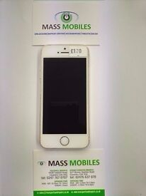 i phone 5s white unlcoked good conditon 16gb white 5s