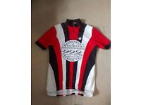 Maidenhead & District Cycling Club short sleeved jersey Medium New Condition