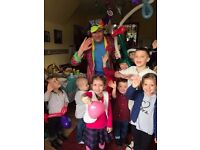 MAGICIAN CLOWN Children's Party Entertainer SPIDERMAN Mickey Minnie MASCOT HIRE MASCOTS KIDS CAMDEN