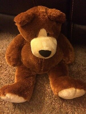 Princess Soft Toys Brown Bear 12""