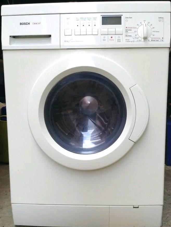 Bosch Great Washer Dryer