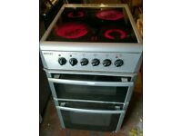 Beko 50cm Ceramic Cooker & 3 month warranty