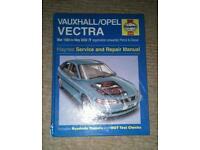 Vauxhall Vectra Haynes manual