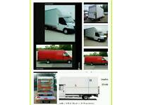 Man and Van Wembley-Perivale-Alperton- Luton Van with Tail lift,