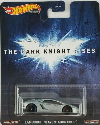 Hot Wheels Batman Lamborghini Aventador Coupe Retro Entertainment DMC55 Mattel