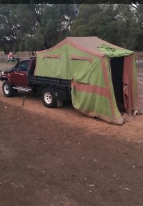 Fold Out Camper Trailer Top Waaia Moira Area Preview