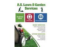 A.S Lawn&Garden Services
