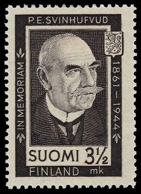 FINLAND 245 (Mi284) - President P.E. Svinhufvud Memorial (pf75459)
