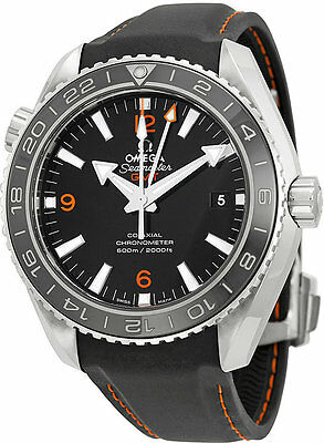 Omega 232.32.44.22.01.002 Seamaster Planet Ocean Men's Co-Axial Watch New