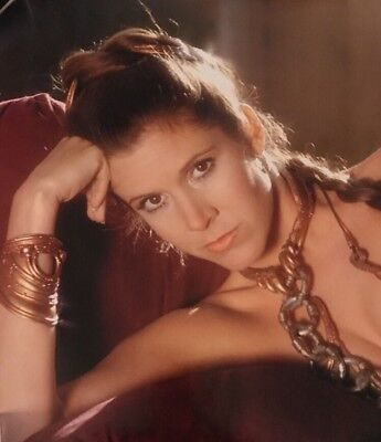 Star Wars Princess Leia New Poster 22X34 Carrie Fisher