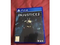 Injustice 2 on PlayStation 4