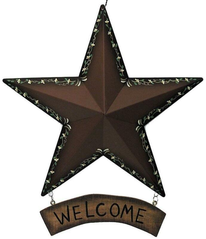 Metal Welcome Sign Ebay