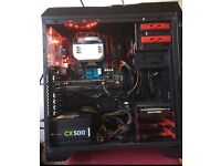 Windows 10 Home and Gaming PC 8-Core CPU