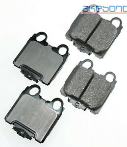 Disc-Brake-Pad-Performance-Ultra-Premium-Ceramic-Pad-Rear-fits-01-05-Lexus-IS300