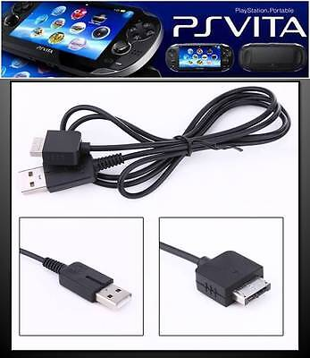 100% Top Quality Charger Charging Data Cable Lead Sony Playstation PS Vita USB