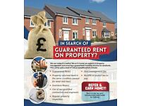 Offering a rear opportunity to Landlords & Caretakers to earn guaranteed RENT on their properties
