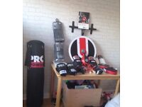 Boxing set for sale