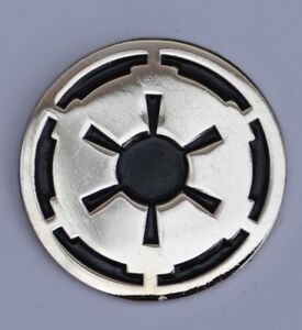 Star Wars Galactic Empire Logo Quality Enamel Pin Badge