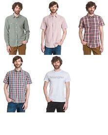 Wrangler Hemd oder T-Shirt