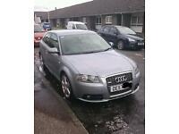 Audi a3 2.0 quattro sline