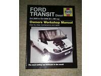 Haynes manual Transit van