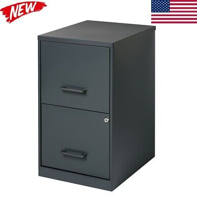 Office Designs 2 Drawer Vertical File Cabinet 14443 New