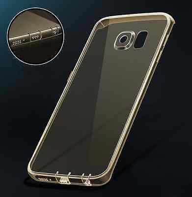 Multicolor Clear Soft Silicone TPU Case Cover For Samsung Galaxy S6/S7 Note5 US